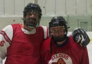 Glen&Eric Hockey